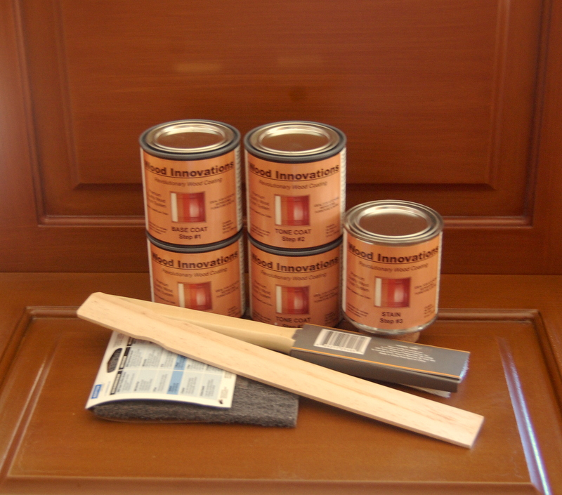 kitchen cabinet resurfacing cabinet refinishing kit rust oleum transformations 9 piece dark color cabinet kit